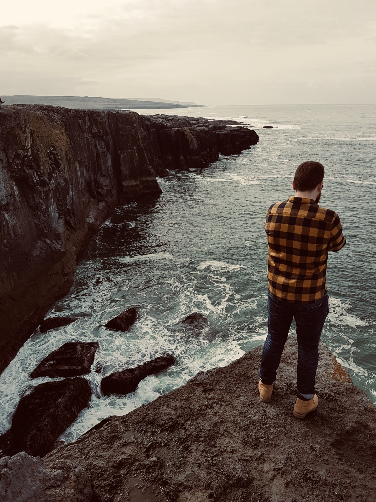 Nick Van Loy, a travel writer from Belgium