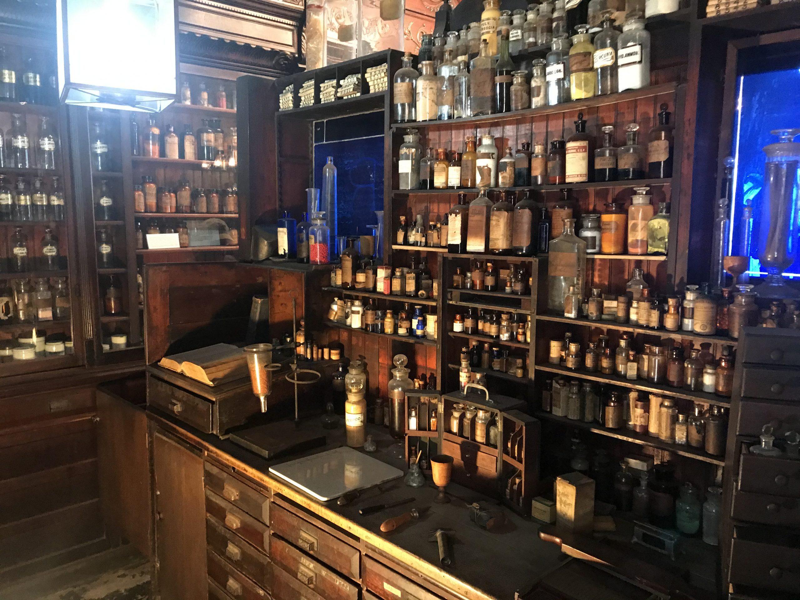 Pharmacy Museum Nola