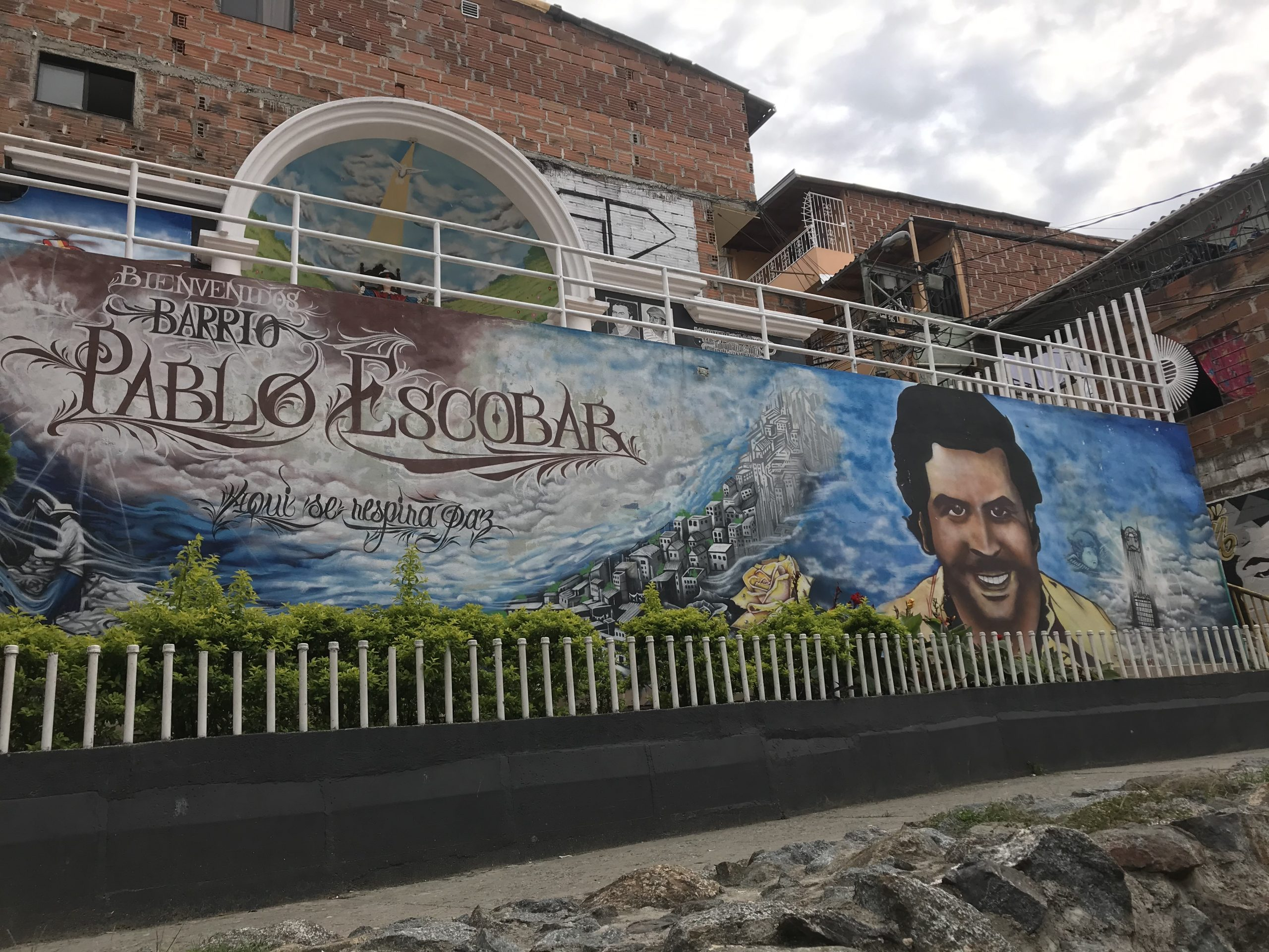 Comuna 13 art