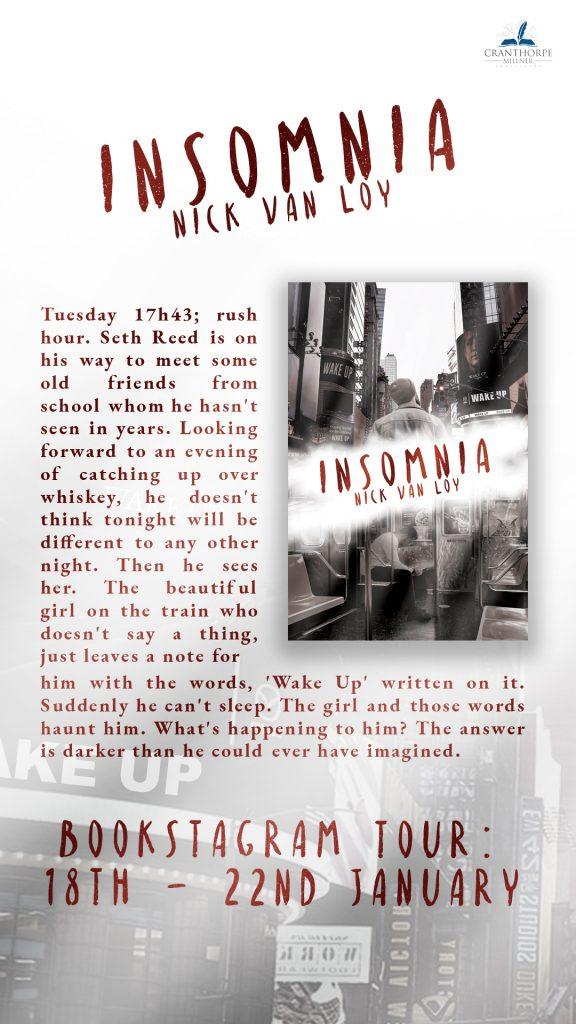 Bookstagram Insomnia